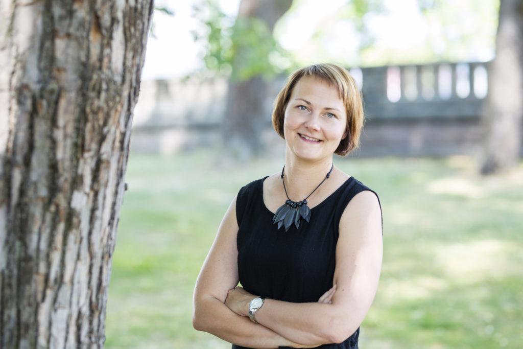 Anna-Mari Vimpari keskustan eduskuntaryhmän pääsihteeriksi
