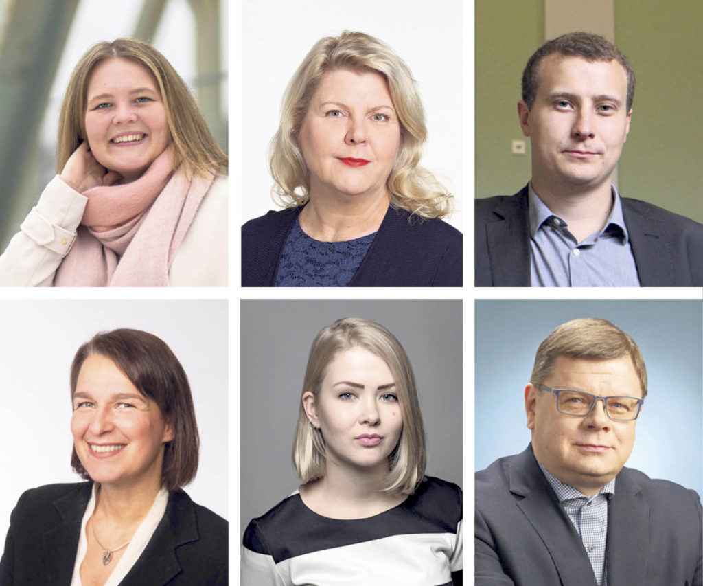 Kaakkois Suomen Vaalipiiri Ehdokkaat 2021