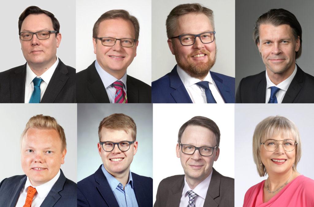 Hämeen Vaalipiirin Ehdokkaat