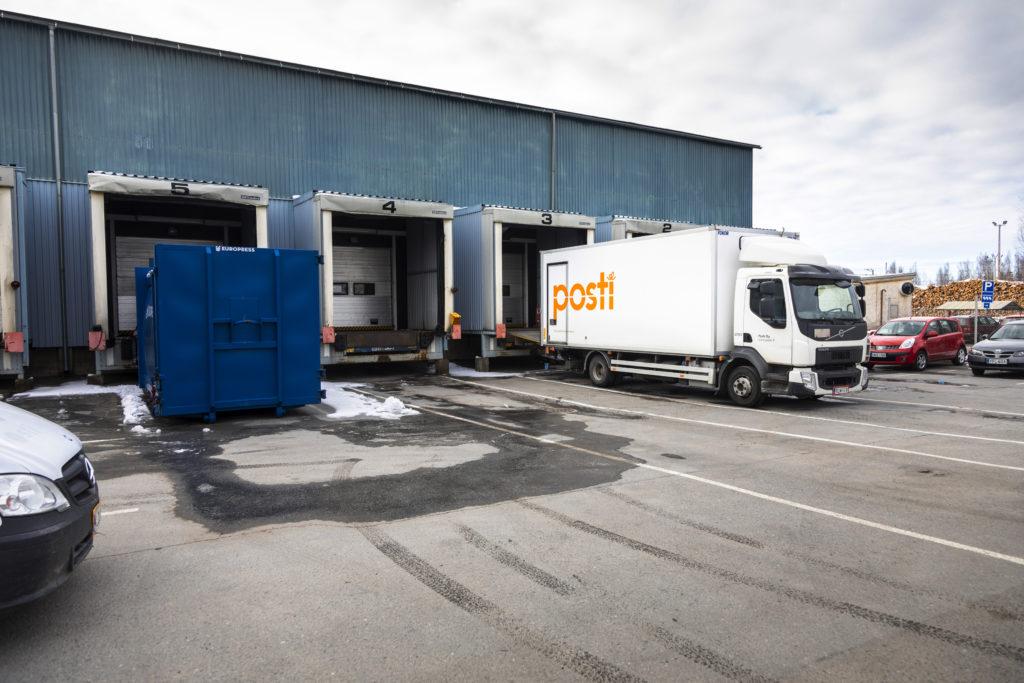 Posti Ja Logistiikka Alan Unioni