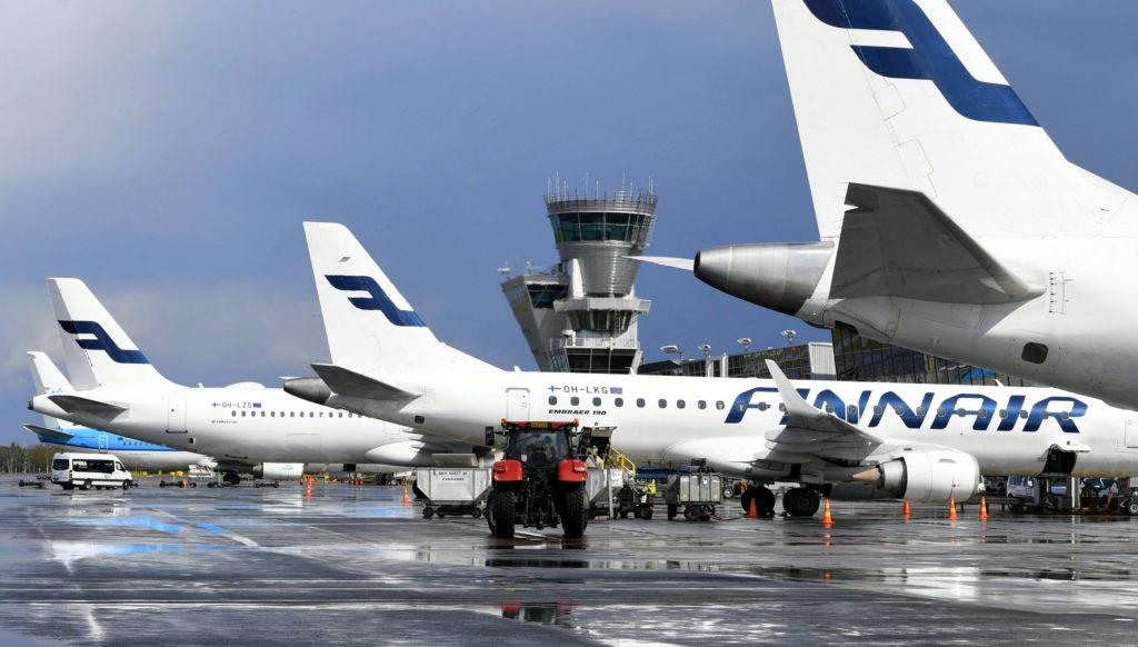 Finnair Palaute