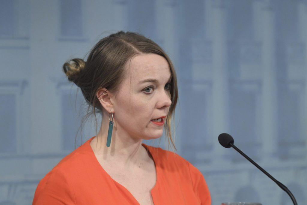 Suomen Valtiovarainministeri